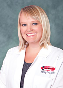 Ashley M. Karr, APRN